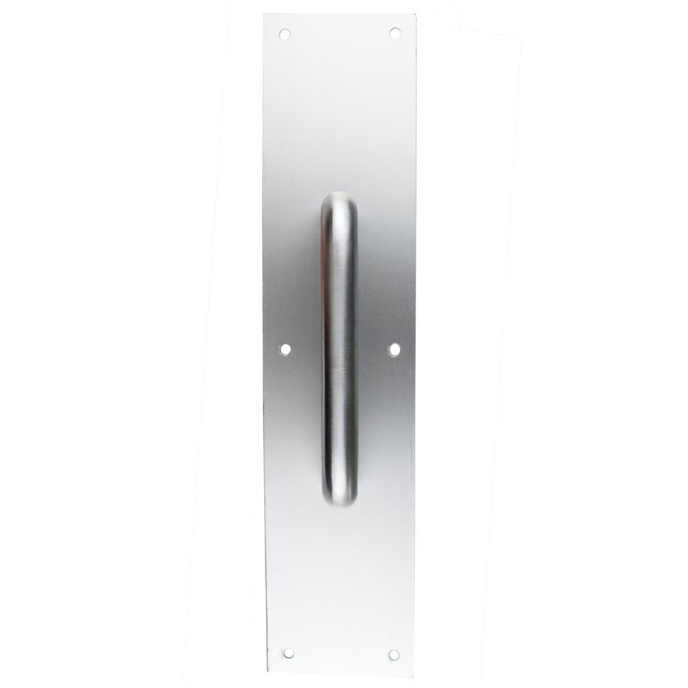 Everbilt 5 3 4 In Stainless Steel Door Pull 14359 The
