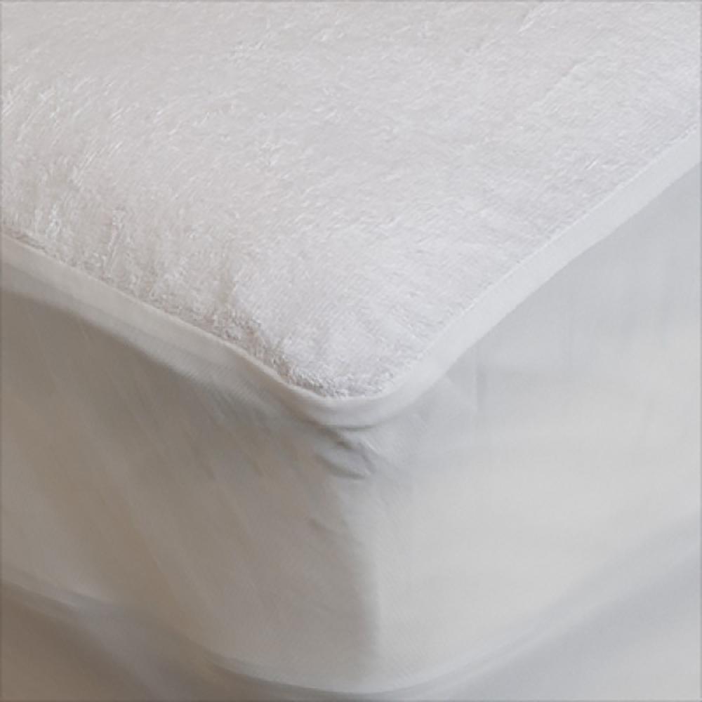 BedCare Cotton Waterproof Long Twin Mattress Protector 408-0002