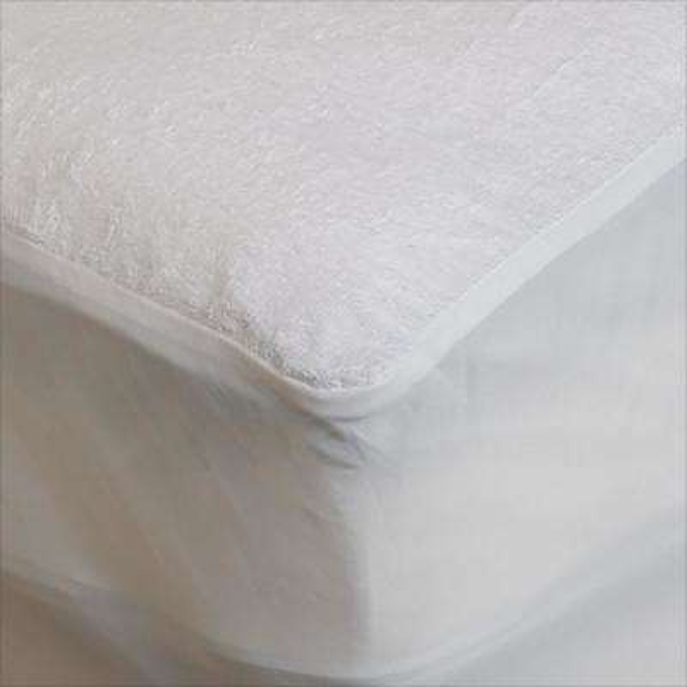 Cotton Waterproof Queen Mattress Protector
