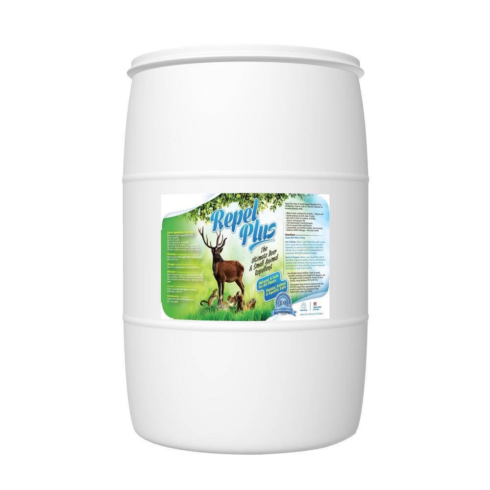 55 Gal. Drum Repel Plus Deer and Small Animal Repellent