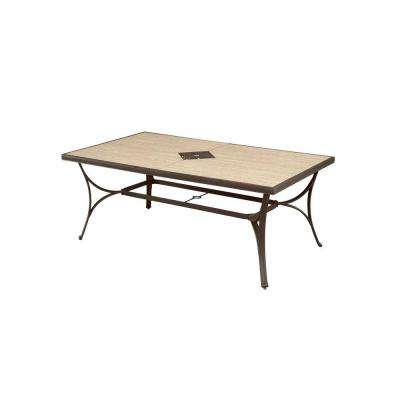Pembrey Rectangular Patio Dining Table