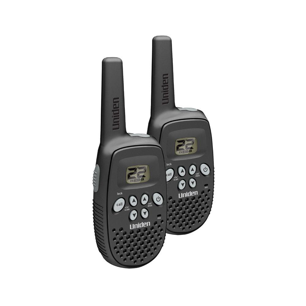 Uniden Two 16 mile /22 Channel FRS/GMRS Radios