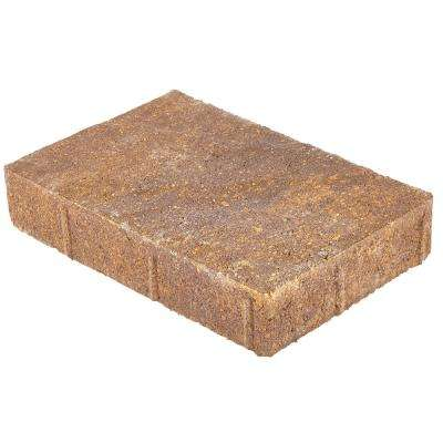 Valenda Large 11.75 in. x 7.75 in. x 2.25 in. Chesapeake Blend Concrete Paver (160 Pcs. / 103 Sq. ft. / Pallet)
