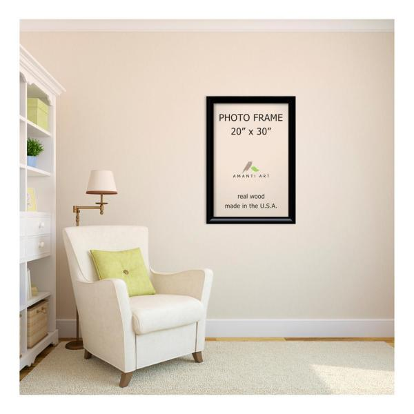 X 30 In Black Picture Frame Dsw1385342