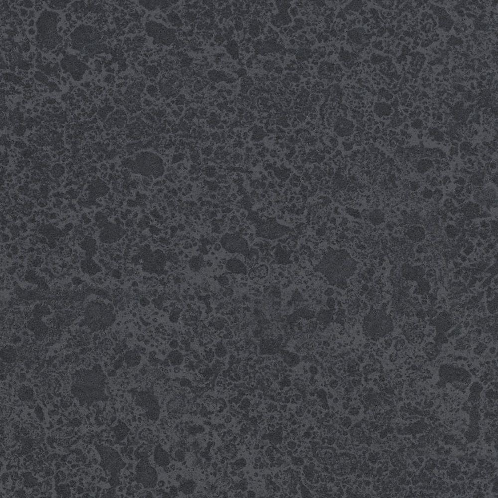FORMICA 5 in. x 7 in. Laminate Countertop Sample in Ebony Oxide with Matte Finish