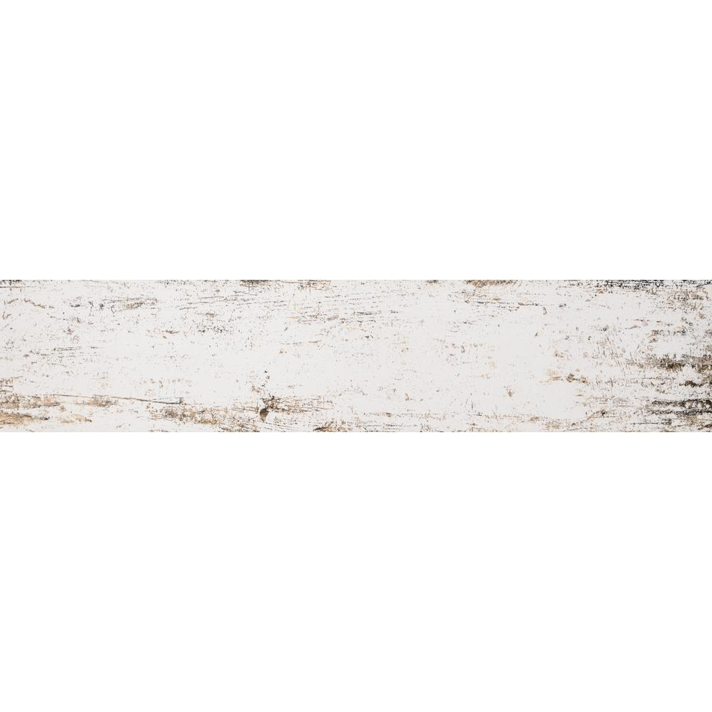 MSI Vintage Lace 8 in. x 36 in. Glazed Porcelain Floor and Wall Tile (14 sq. ft. / case)
