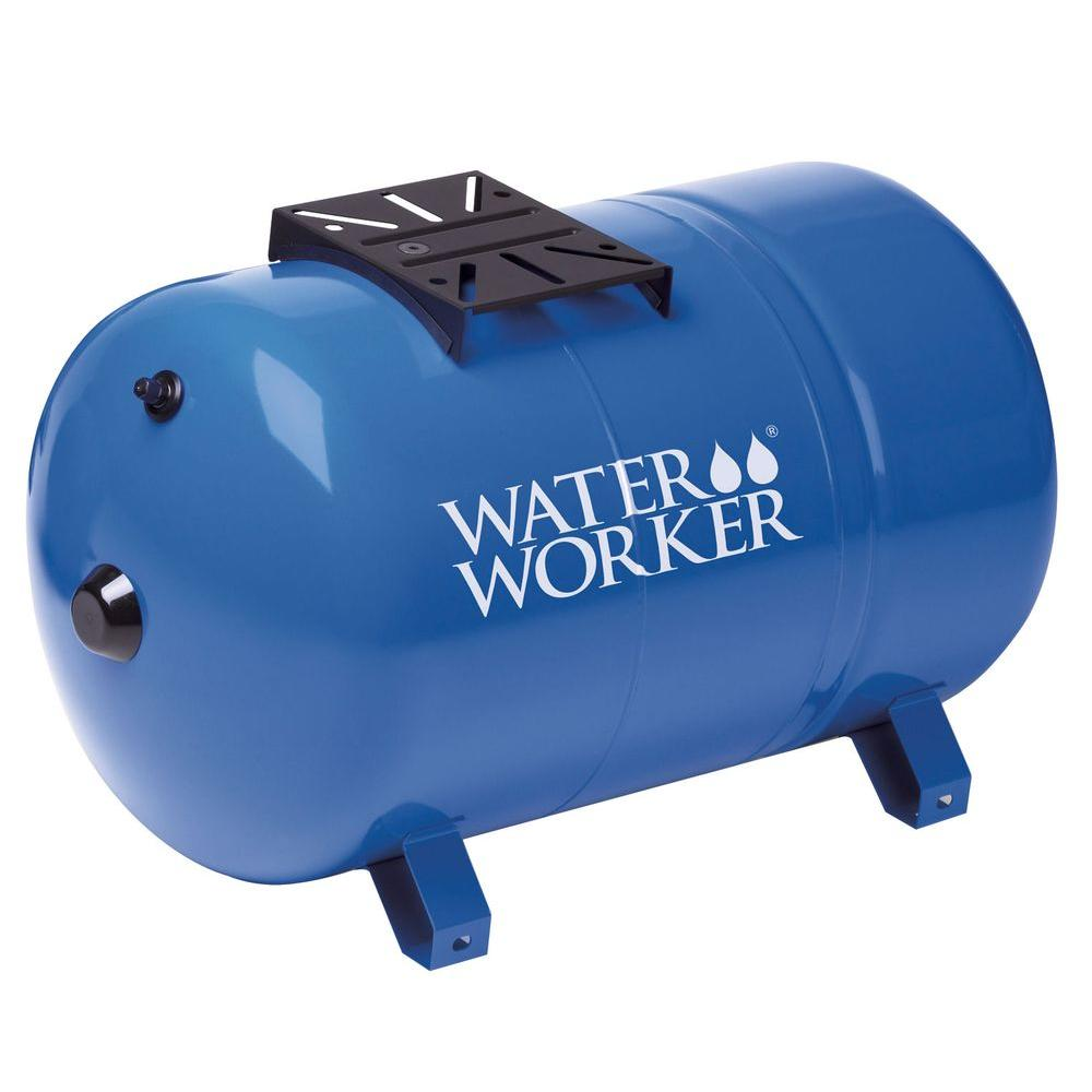 Water Worker 20 Gal Horizontal Well Tank HT20HB The