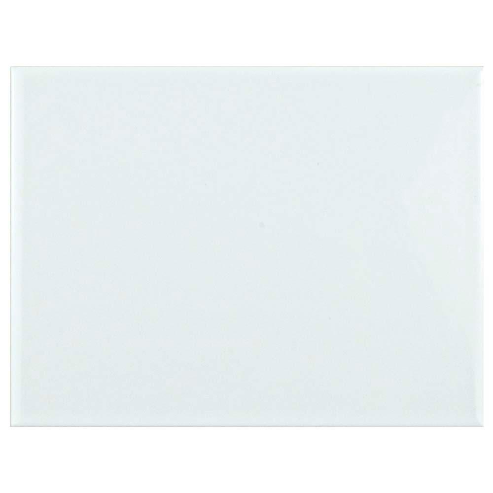 X Ceramic Tile Tile The Home Depot - 6x8 white wall tile