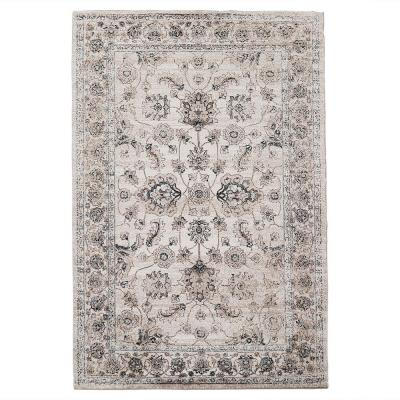 Vintage Gray 5 ft. x 8 ft. Area Rug