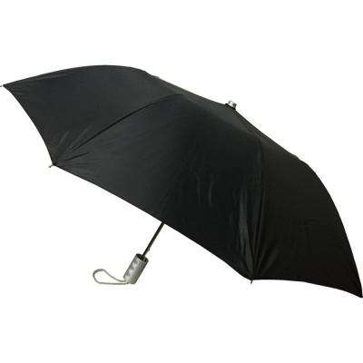 Kingstate 42 in. Arc Automatic Open Umbrella in Black