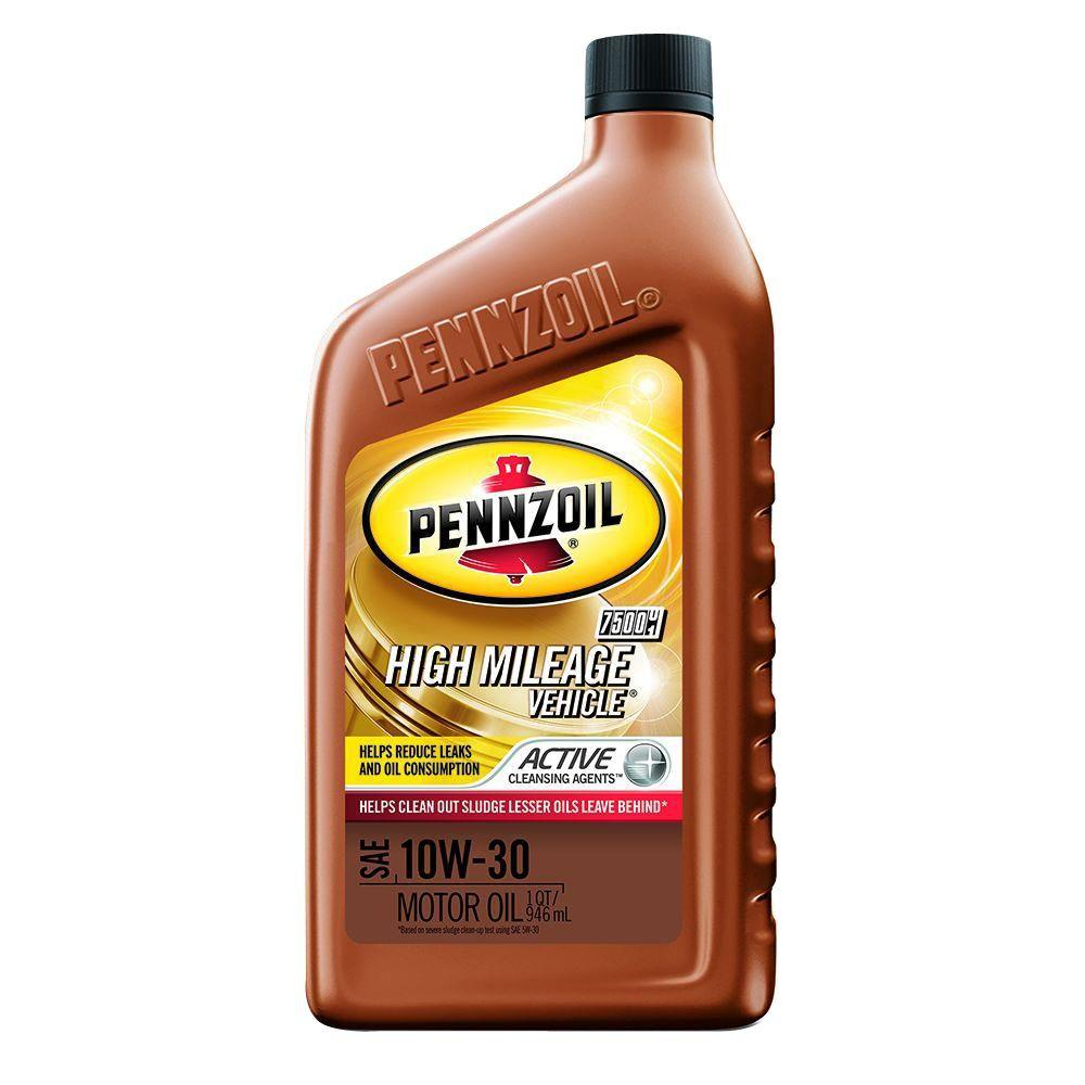 Pennzoil hd motor oil sae 10w 30 msds for Used motor oil sds