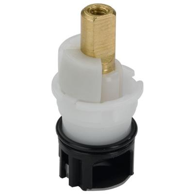 Hot/Cold Brass Stem Assembly for Faucets