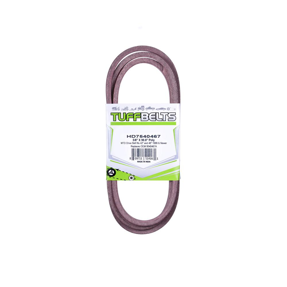 MTD Lawn Tractor Drive Belt fits 42 in. and 46 in.
