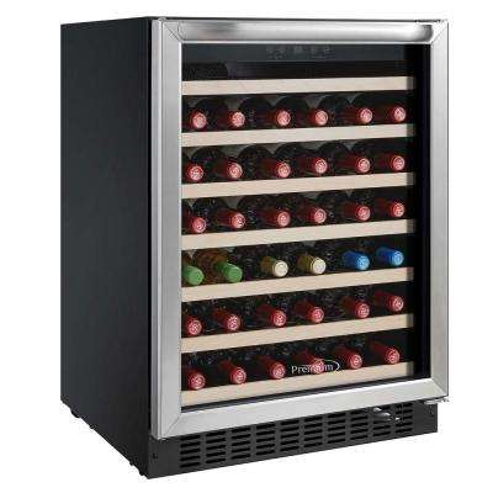 23.4 in. 46-Bottle Freestanding Wine Cooler
