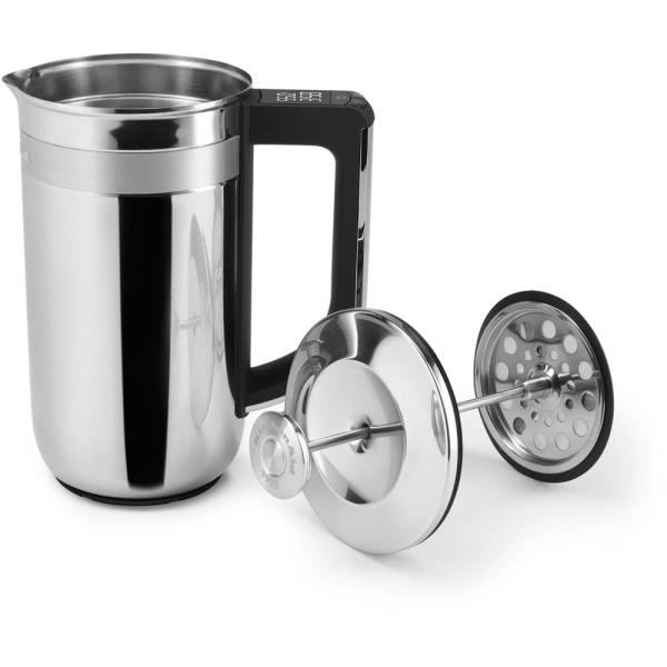 KitchenAid 3.5-Cup Stainless Steel Pour Over Coffee Maker