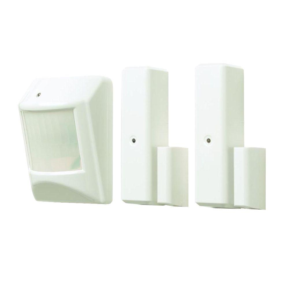 2GIG Technologies Essentials DIY Home Security Wireless Alarm Kit with Z-Wave and Wink Enabled