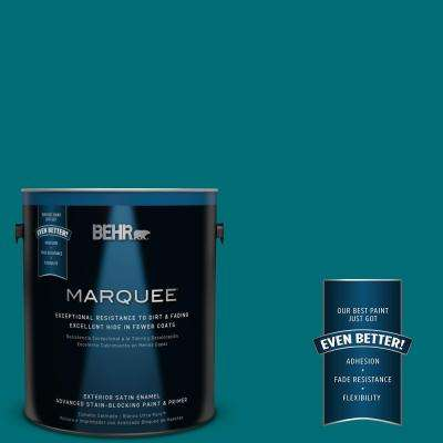 Exceptional #MQ6 35 Teal Motif Paint