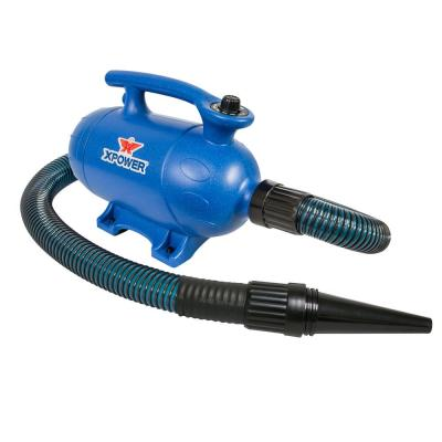Xpower 4 Hp Pro Force Plus Dual Motor Pet Dryer B 25 The Home Depot