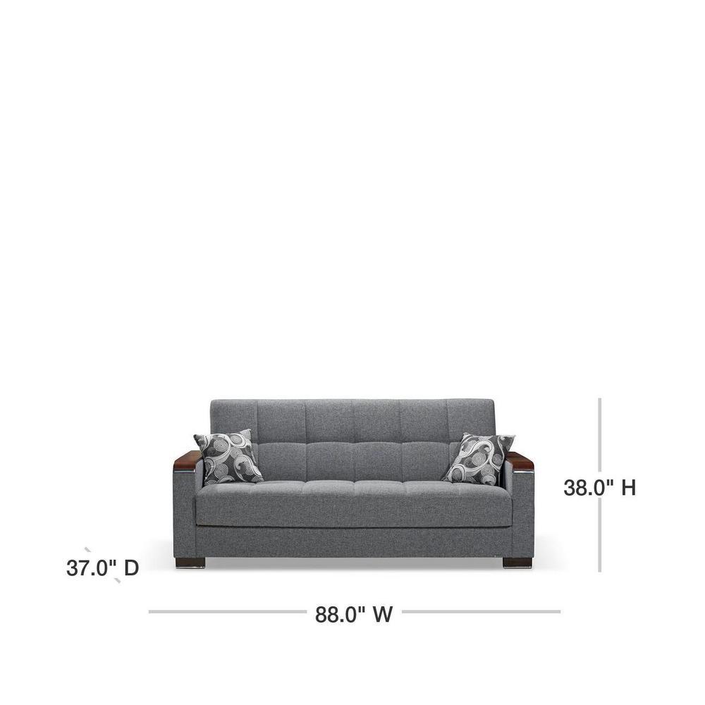Sofa Sleeper Bed With Storage