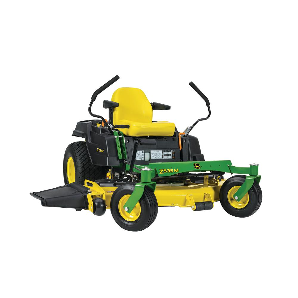 John Deere Z535M 62 in. 25 HP Dual Hydrostatic Gas Zero-Turn Riding Mower
