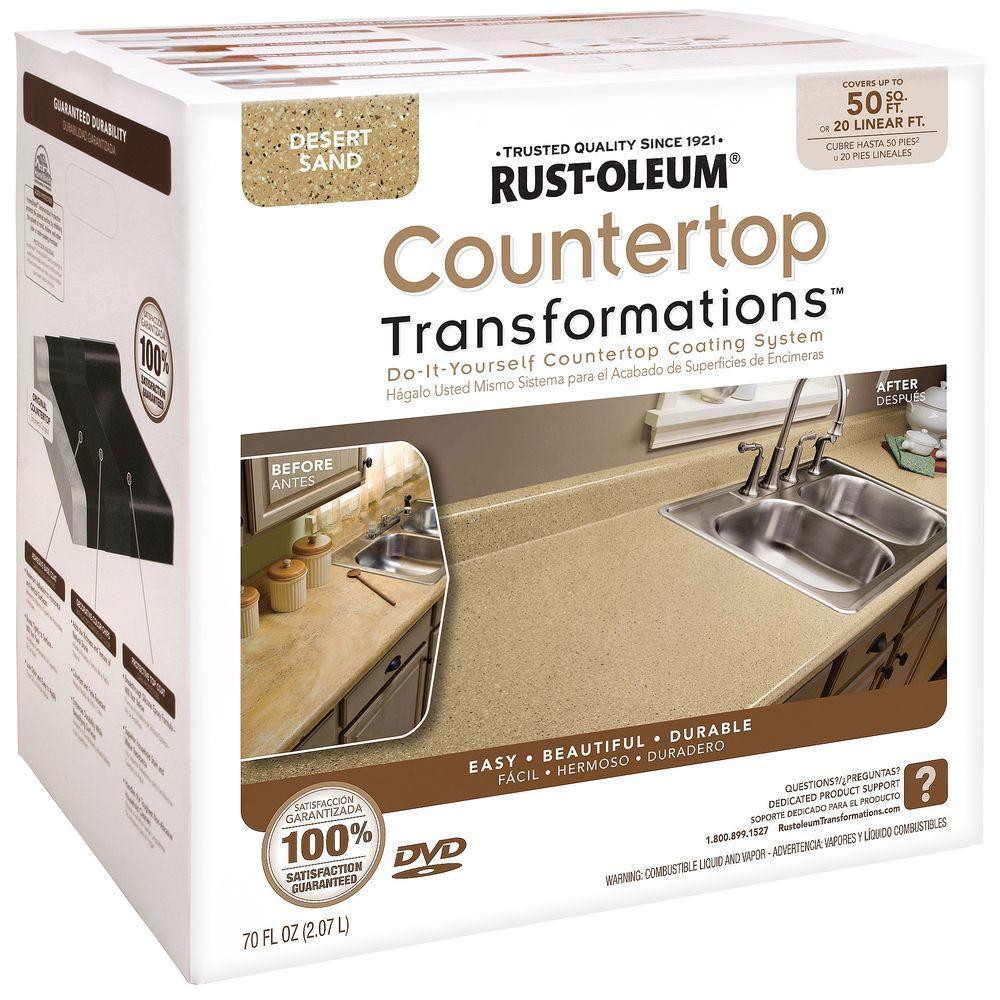 70 oz. Desert Sand Large Countertop Kit