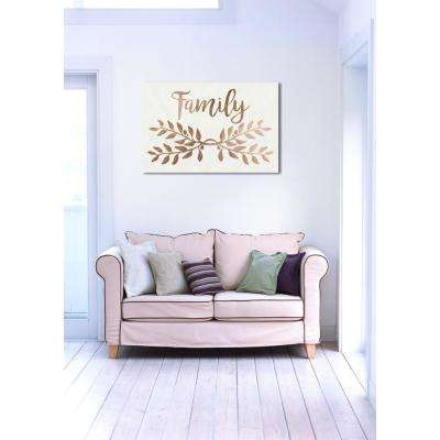 White - Large (40-60 in.) - Canvas Art - Wall Art - The Home Depot