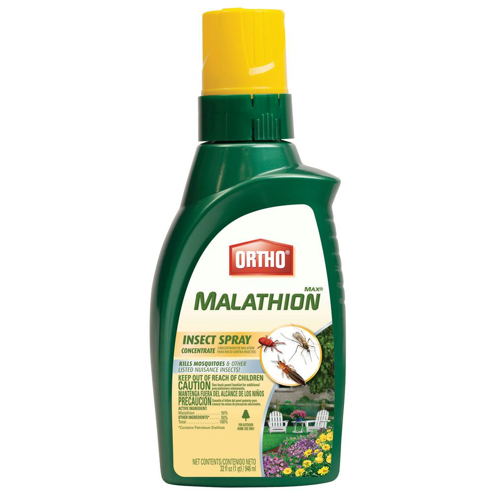 Ortho MAX Malathion 32 oz. Insect Spray Concentrate