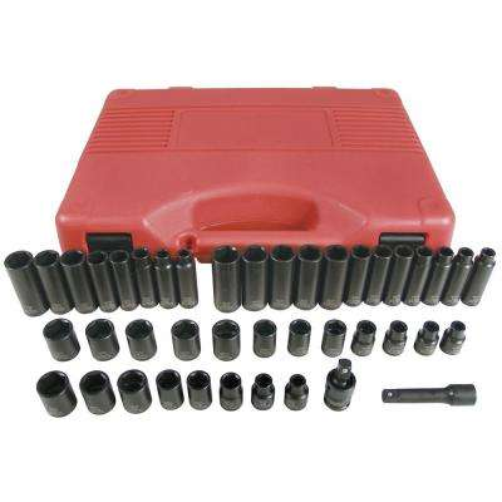 42-Piece Impact Socket Set