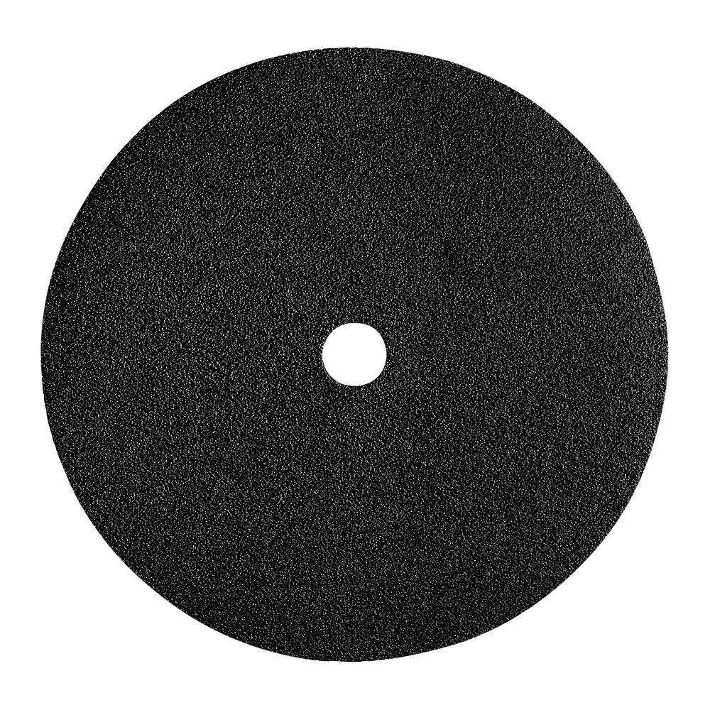 Milwaukee 4-1/2 in. 36-Grit Sanding Disc (5-Pack)