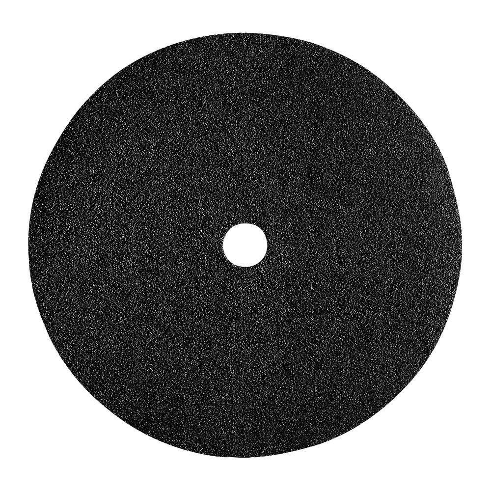 4-1/2 in. 24-Grit Sanding Disc (5-Pack)