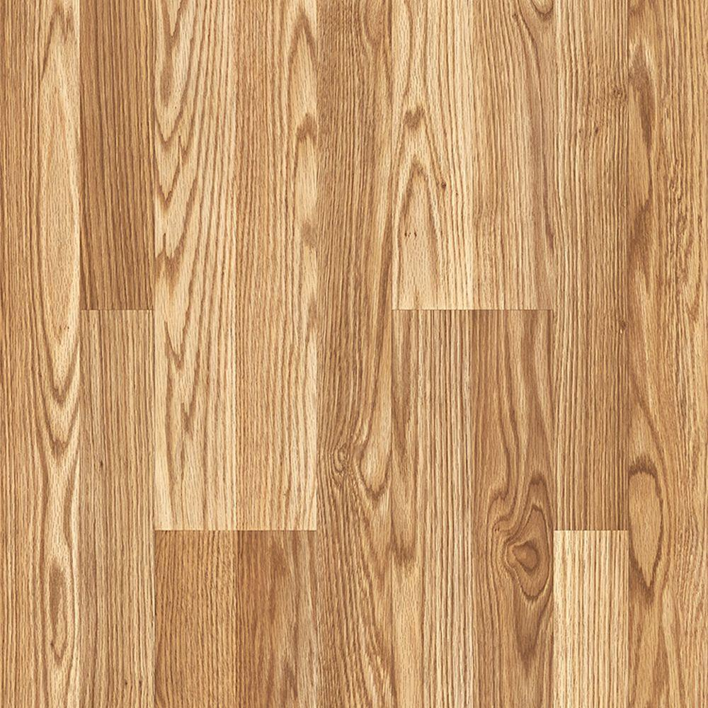 Pergo Presto Belmont Oak 8 mm Thick x 7-5/8 in. Wide x 47-5/8 in. Length Laminate Flooring (605.1 sq. ft. / pallet)