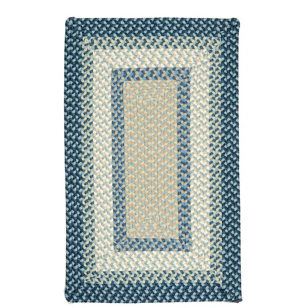 Home decorators collection blithe sky 10 ft x 13 ft for Home decorators rugs blue