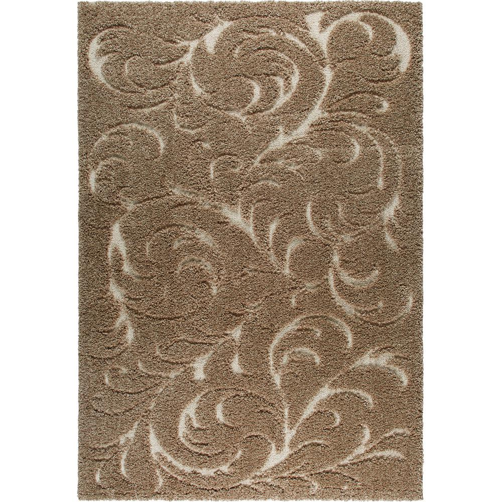 Home Dynamix Canyon Beige 3 Ft X 5 Indoor Area Rug