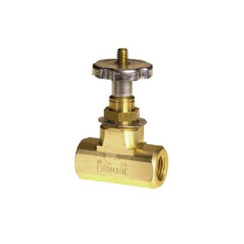 Firomatic 3/8 in. Brass Globe Valve