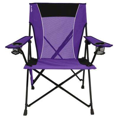 Kawachi Purple Dual Lock Chair