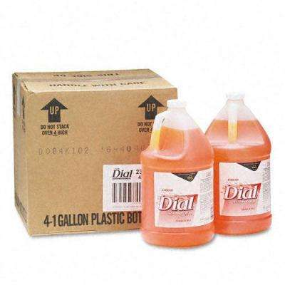 1 Gal. Unscented Liquid Gold Antimicrobial Soap (Case of 4)