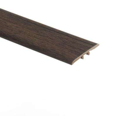 Iron Wood 5/16 in. Thick x 1-3/4 in. Wide x 72 in. Length Vinyl T- Molding