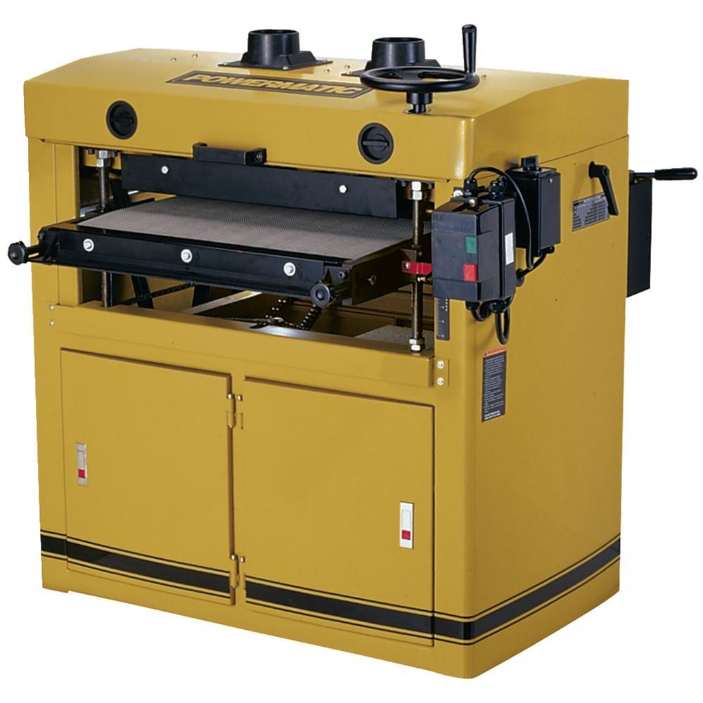 Powermatic DDS225 230-Volt 5 HP 1PH Drum Sander