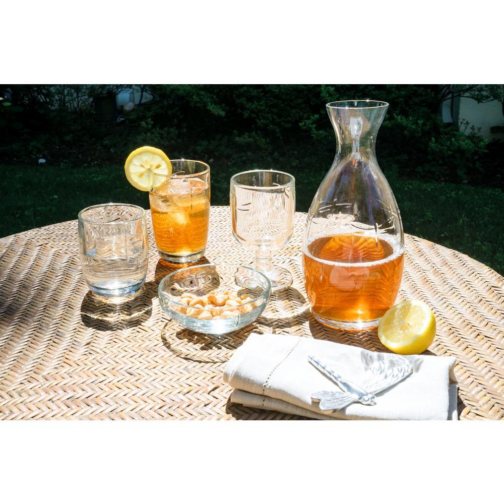 Dragonfly 9.5 oz. Wine Glass (Set of 6)