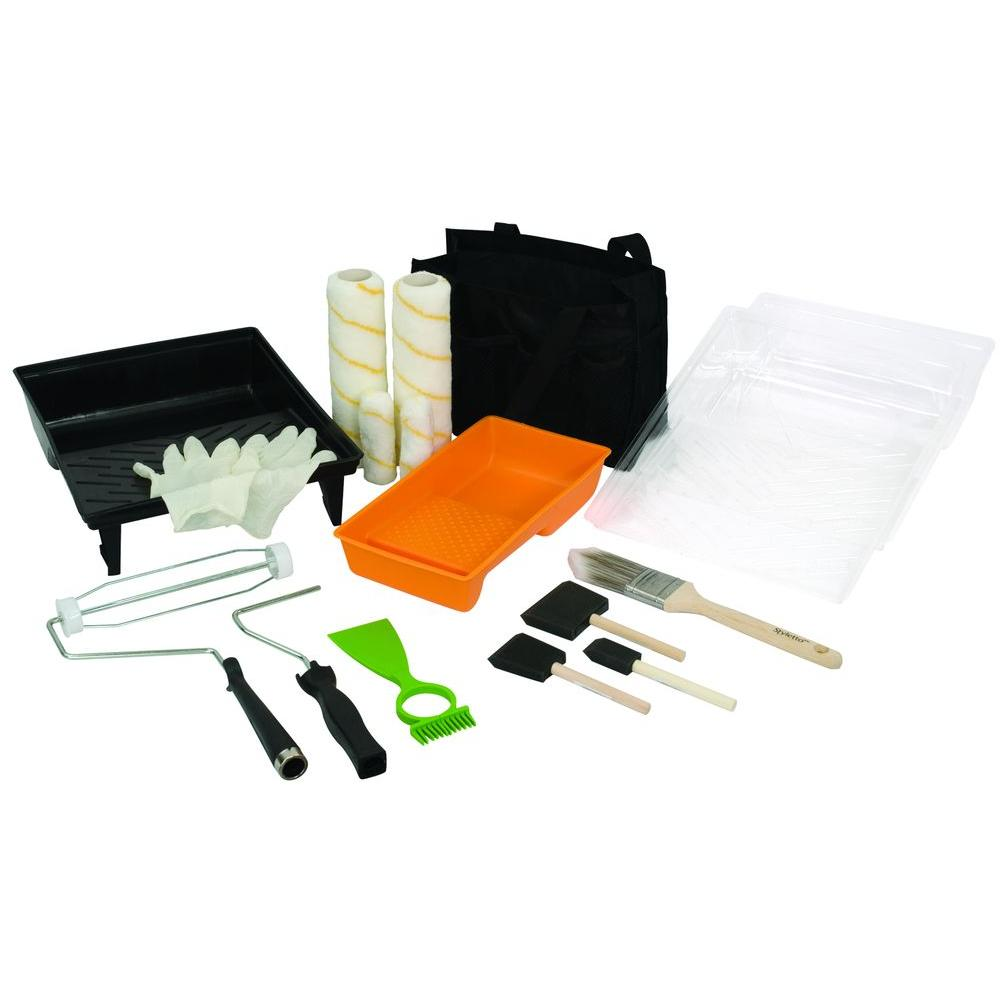 Styletto Premium Paint Applicator Tray Set (18-Piece)