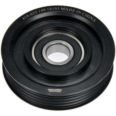 Drive Belt Idler Pulley - Air Conditioning