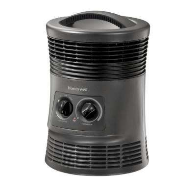 1500-Watt Fan Forced Surround Portable Heater