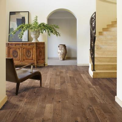 French Oak Ocean City 3/4 in. Thick x 5 in. Wide x Varying Length Solid Hardwood Flooring (22.60 sq. ft./case)