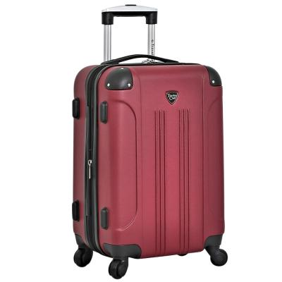 20 in. Hardside Carry-On Suitcase with Spinner Wheels (Chicago)