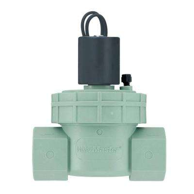 1 in. NPT Green Jar Top Valve