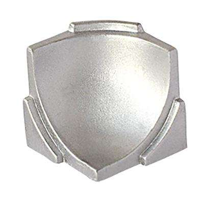 Internal Angle NSM and NS4M Antib Metallic 2-3/4 in. x 9/16 in. Complement Aluminum Tile Edging Trim