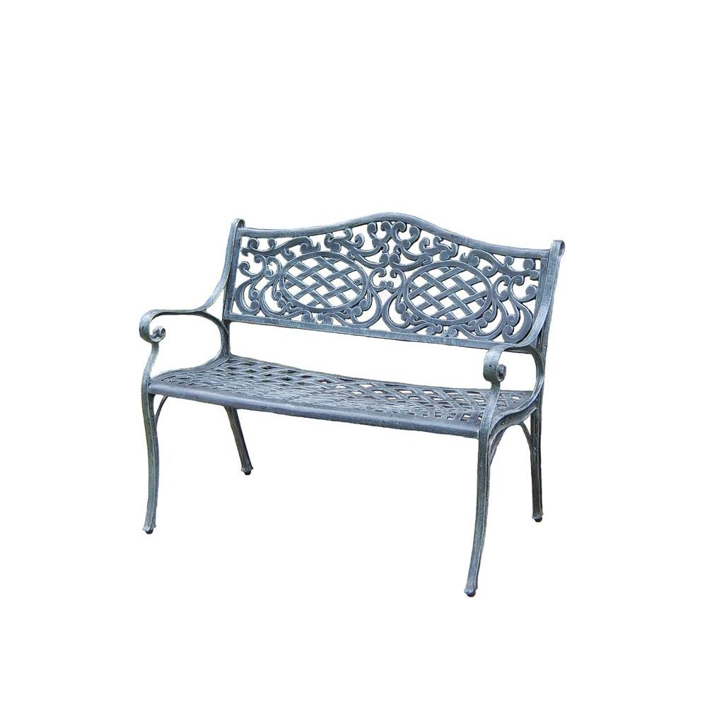 Mississippi Patio Settee Bench