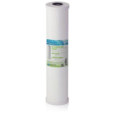 Whole House 4.5 in. x 20 in. 25 Micron High Flow GAC Carbon Filter