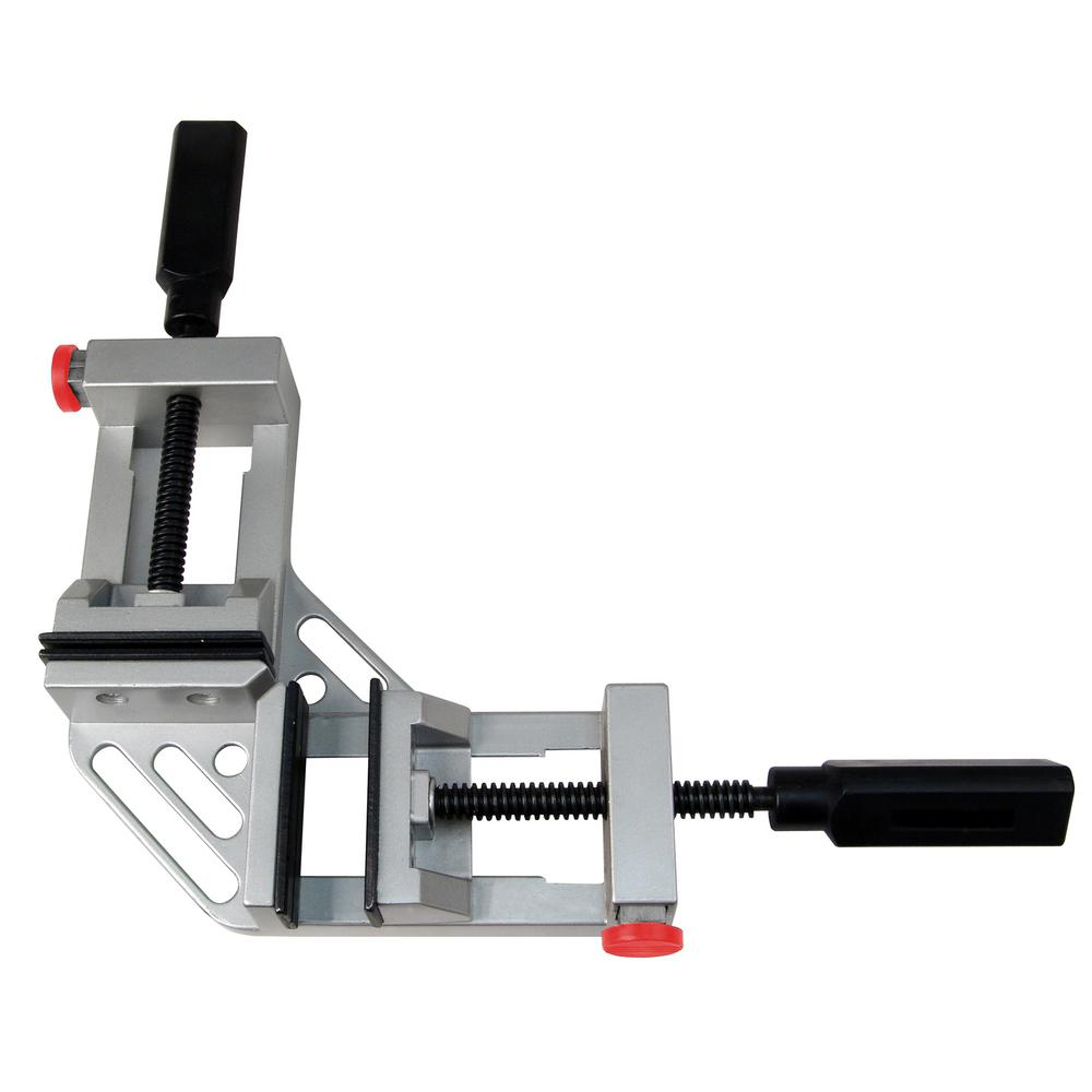 Wolfcraft Quick Release 90 Degree Angle And Corner Clamp 3415405