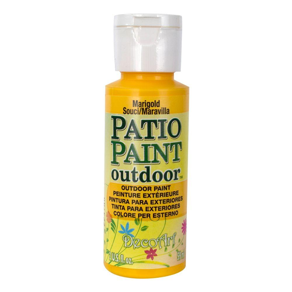 2 oz. Patio Marigold Acrylic Paint